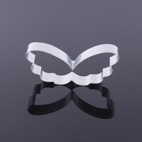 Wholesale Unique Design Lovely Angel wings Biscoito Cooking Tools Biscuit Mold Cookie Cutter Styling Tool