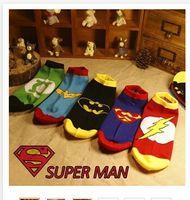 wholesale kids socks - baby socks Super heros kids socks cartoon Kid s socks children cartoon batman super_man socks good quality socks R139