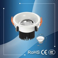 No aluminum ce approval - For commercial lighting w led downlight CE ROSH approval led downlight smart lighting led ceiling downlight