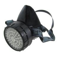 Wholesale FS Hot Adjustable Strap Single Cartridge Filter Half Face Mask Respirator order lt no track