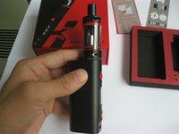 vapor cigarettes - Subox Mini Starter kit W ohm e cigarette Vapor SUBOX Mini Set VS ego one mega evic vtc mini kit