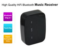 Wholesale HIFI Bluetooth Audio Receiver for Portable Speaker Bluetooth HD Wireless Music Receiver Adapter For Iphone Android phone