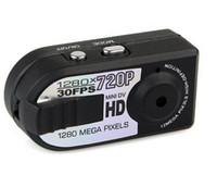 Caméra mini caméra vidéo Q5 Enregistrement vidéo 200pcs / lot DHL livraison gratuite sans boîte de vente au détail
