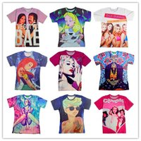 bad alice - w1216 New Harajuku t shirt men women Alice in Bad Bitches rapper tyler Beyonce Clueless Sonny Cher Print d t shirt plus size