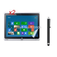 acer aspire pc - Stylus Pen Anti Glare Anti Fingerprint Guards Matte Screen Protector For Acer Aspire Switch SW5 Tablet PC