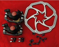 Wholesale A V I D genuine BB5 BB disc brakes with discs mountain bike mechanical Calipers Bike MTB bicycle parts set