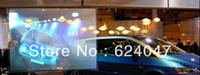 Wholesale m m ON SALE high contrast projection film Clear holographic rear projection film