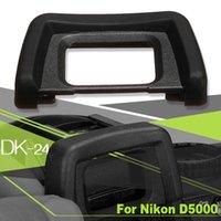 Wholesale Camera Rubber Eyecup Eye cup For Nikon D5000 D5100 D3000 D3100 Black DK Replacement DSLR Digital SLR