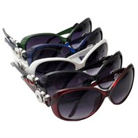 Wholesale P00174 newest noosa Fashion Retro Snap button Glasses Sunglasses Glasses Goggles