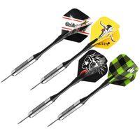 Wholesale New Sets Cool Sports Mixed Darts Flights x44mm PET Random Style Hot Sale