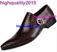highquality2015 fashion trendsetter black wine color mens business