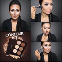 makeup foundation - New Makeup Face Powder Foundation Anastasia CONTOUR KIT Bronzers Highlighters DHL