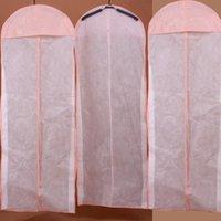 bag buyer - Long Wedding Dress Dust Bag Evening Dresses Dust Cover Bridal Garment Storage Bag Only For Dress Buyer