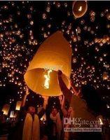 Bon Marché Lantern-Lanterne de vol / lanterne de KONGMING / LANTERNE PRIÈRE, LANTERNES CHINOISES de CIEL