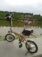 aluminum cruiser bicycle - Can Foldable hot sell v AH Aluminum handlebar Gear integrated high speed brushless motors lithium battery electric bicycle