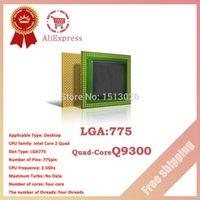 Wholesale Intel Core pin Q9300CPU quad core desktop computer CPU