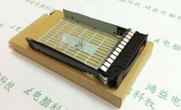 Wholesale 373211 quot SAS SATA HDD Tray Caddy DL385 DL380 DL360 ML370 ML350 G7 for HP Frree Shipping