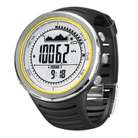Wholesale Sunroad FR802A ATM Waterproof Altimeter Compass Stopwatch Fishing Barometer Pedometer Outdoor Sports Multifunction Watch