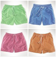 Wholesale Top quality New Summer mens swimming shorts Beach shorts Fashion Mens swimwear Summer Quick dry mens Beach shorts pants LJJD3073