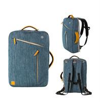 best waterproof laptop backpack - 2015 Best Selling Gearmax Brand Laptop Backpack Canvas Waterproof Backpack Colors Travel Backpack Bag for Macbook Pro