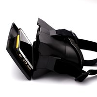 Wholesale New VR Virtual Reality Universal D Glasses Head Adjustable Video Movie Game Glasses For quot quot Smartphone Mobile Phone