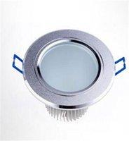 No fog - LED energy saving SMD5730 LED PC w Anti fog eyeshield spotlight LED down light open hole cm AC85 v
