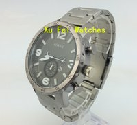 Wholesale fossiler Watches Men Brand Luxury Fashion amp Casual Full Steel Sports Watches Relogio Masculino Men s Business Quartz