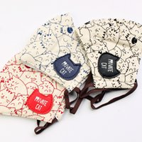 Wholesale Korea stationery creative new cat masks