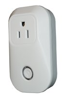 Wholesale WiFi Wireless Smart Remote Control Timer Switch US Power Plug Socket Smart Mobile Phone free App