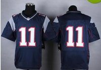 Wholesale 2015 Patriots Rookie jersey EDELMAN jerseys football jersey Mixed order High quality