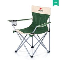 Wholesale NH outdoor folding chair Portable beach chair Super light back leisure life sketch fishing chair
