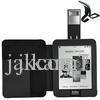 Wholesale S5Q Magnetic Ultra Thin Leather Cover Case For KOBO Mini eReader LED Reading Light AAACKE