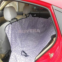Wholesale 2014 New HE Delicate Car Interior Accessories Pet Dog Back Seat Car Auto Waterproof Seat Cover Mat EH