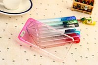 Wholesale iphone5c case case Gradient Rain Drop Case Cover for iphone5C iphone5s iphone5 iphone4s colorful crystal fashion case