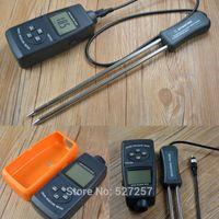Wholesale Tester Digital LCD Grain moisture meter range hygrometer MD7822 Corn wheat paddy rice bean wheat flour