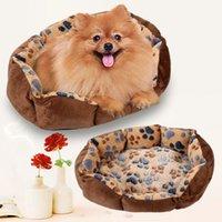 Wholesale Winter Warm Puppy Mat Pad Cozy Fleece Dog Mat Pets House Pet Nest Dog Mat High Quality