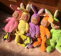 Wholesale 4 Color Reborn Baby plush Dolls BIEERBER Lifelike simulation Toy brand Limited Collection baby Reborn handmade realistic gift