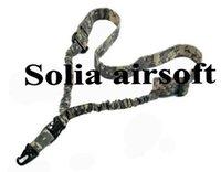 acu fabrics - One Point single bungee CORDURA FABRIC sling ACU