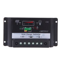 Cheap 30A 12V 24V Solar Controller Auto Regulator Solar Panel Cell Lamp Charge Battery LED Street Lighting Overload Protection