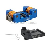 Wholesale 2015 Quality A locksmith tool HON66 Manual Key Cutting Machine Support All Key Lost