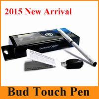 vapes - 2015 New Vape Pen E Cigarette Kit Vaporizer E Cigarette Ego Vapor Touch Pen Vapes With Liquid Bottole USB Charger