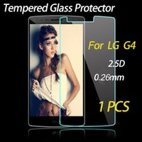 protective film - Brand MOCOLO MM H Front Tempered Glass For LG G2 G3 G4 G2mini G3mini Screen Protector Anti Shatter Protective Film With Retail Box DHL