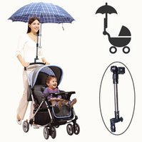 Wholesale Quality Useful Baby Pram Bicycle Stroller Chair Umbrella Bar Holder Stand Handle