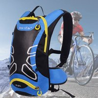 Wholesale 12L Outdoor Sport Bladder Hydration Bike Bag Cycling Backpack Running Pack Mountaineering Bag Light Water Bag Backpacks