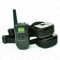 Wholesale Remote Anti Barking Collar for Dogs Electric Shock Vibration and Sound Sensor