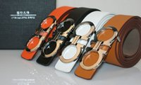 Wholesale new Arrival Korea style high quality hot selling fashion designer brand leather belt for men and women