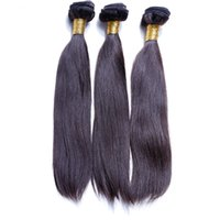 Wholesale 6A Brazilian Unprocessed Virgin Human Weave Extension Silky Straight Hairstyle Bundles Hair In Natural Color Virgin Human Hair Bundles
