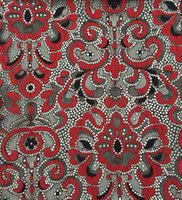 fabric mesh - 150cm wide Gorgous Mesh Fabric Red Blue Gold Stetch Mesh French Net lace
