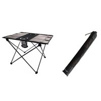 Wholesale New Portable Outdoor Table Ultra light Aluminium Alloy Foldable Table Folding Table Desk for Camping Picnic Travel Fishing BBQ order lt no t