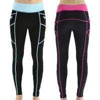 ankle zipper leggings - Women Fitness Zipper Pocket Leggings Stretched Gym Yoga Jogging Ankle Length Pants Mid Waist Workout Capris Lady Casual Trousers